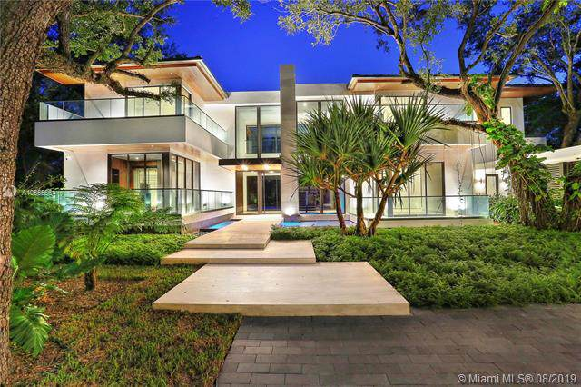 5400 Hammock Dr, Coral Gables, FL 33156 (MLS #A10665561) :: Ray De Leon with One Sotheby's International Realty