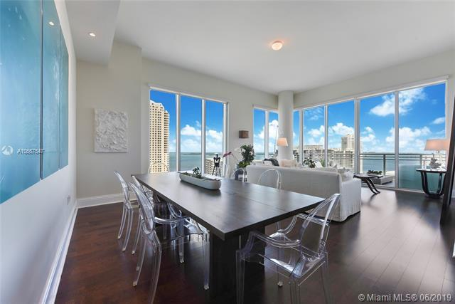900 Brickell Key Blvd #1704, Miami, FL 33131 (MLS #A10667547) :: Grove Properties