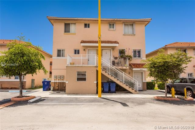 8061 NW 8th St #2, Miami, FL 33126 (MLS #A10668761) :: Green Realty Properties