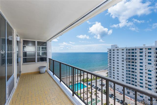 4280 Galt Ocean Dr 15J, Fort Lauderdale, FL 33308 (MLS #A10671150) :: GK Realty Group LLC