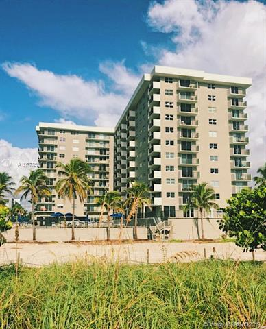 9273 Collins Ave #402, Surfside, FL 33154 (MLS #A10673557) :: The Jack Coden Group