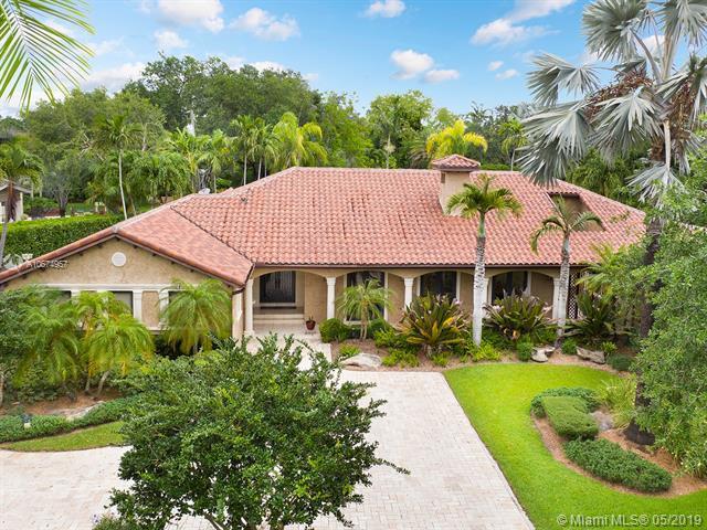 10041 W Suburban Drive, Pinecrest, FL 33156 (MLS #A10674957) :: Green Realty Properties
