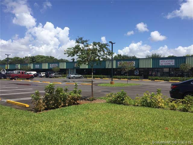 3183-85 W Atlantic Blvd 37-38, Pompano Beach, FL 33069 (MLS #A10675500) :: The Kurz Team