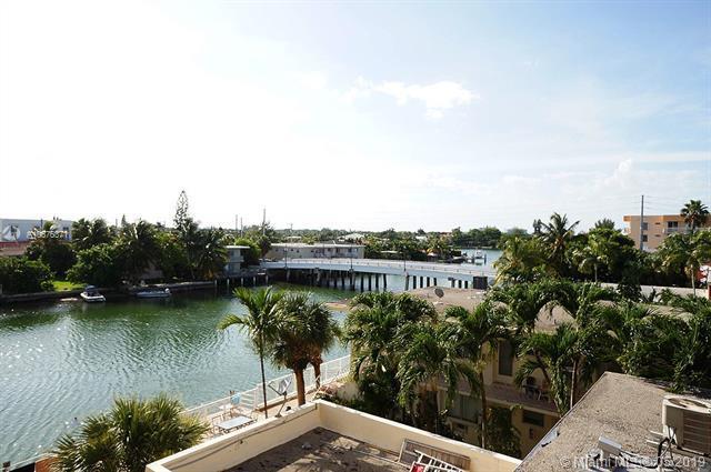 8400 Byron Ave 4E, Miami Beach, FL 33141 (MLS #A10676371) :: The Riley Smith Group