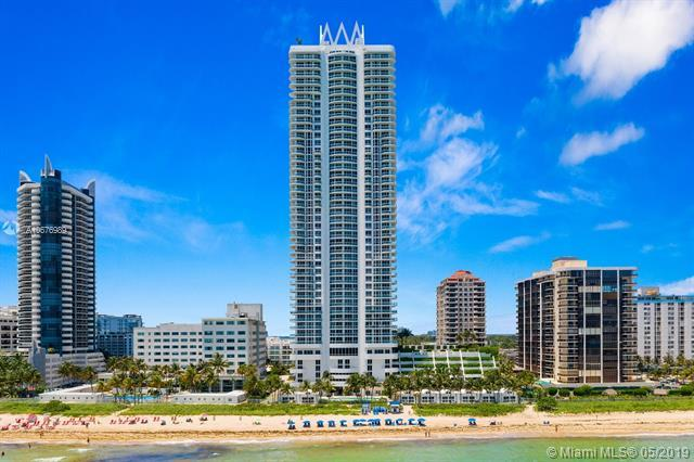 6365 Collins Ave #2204, Miami Beach, FL 33141 (MLS #A10676989) :: Green Realty Properties