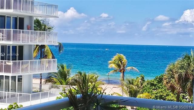 1000 S Ocean Blvd 4N, Pompano Beach, FL 33062 (MLS #A10677129) :: Grove Properties