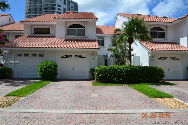 3784 NE 209th Ter #3784, Aventura, FL 33180 (MLS #A10678428) :: RE/MAX Presidential Real Estate Group