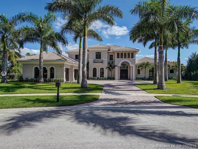 10691 Hawks Vista St, Plantation, FL 33324 (MLS #A10678782) :: GK Realty Group LLC