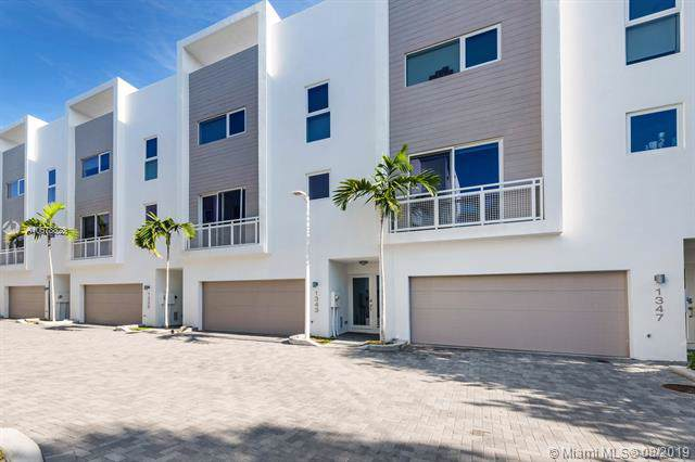 1343 N Ocean Blvd #1343, Pompano Beach, FL 33062 (MLS #A10678828) :: Castelli Real Estate Services