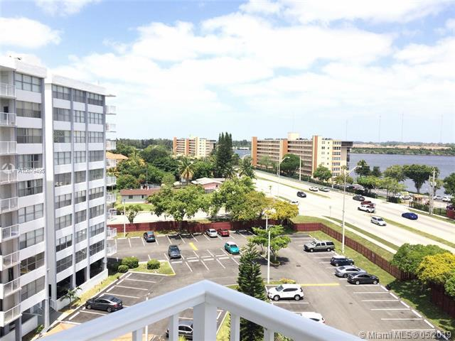 1200 NE Miami Gardens Dr 814W, Miami, FL 33179 (MLS #A10679495) :: The Riley Smith Group