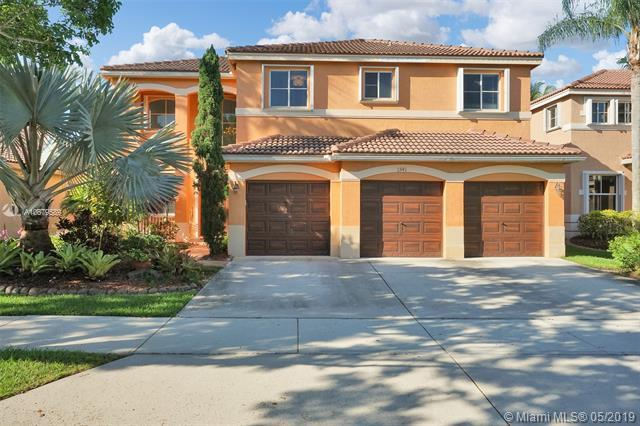 1541 Sandpiper Cir, Weston, FL 33327 (MLS #A10679589) :: Green Realty Properties