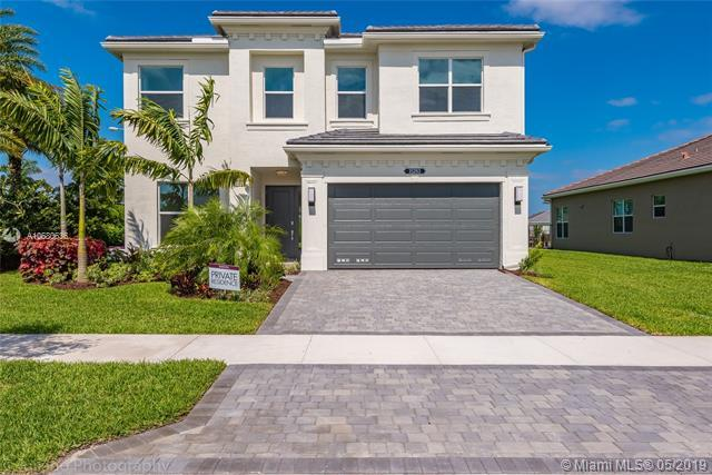 15283 Seaglass Terrace Ln, Delray Beach, FL 33446 (MLS #A10680636) :: The Paiz Group