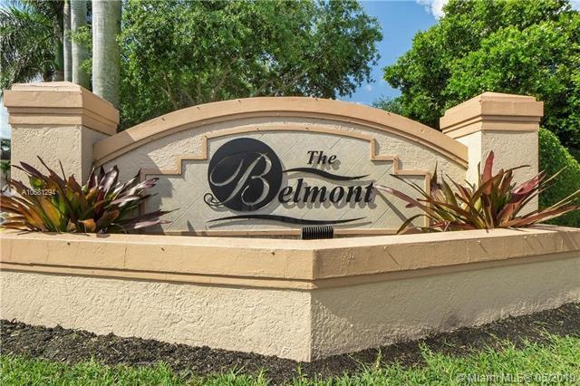2101 Belmont Ln #2101, North Lauderdale, FL 33068 (MLS #A10681294) :: Berkshire Hathaway HomeServices EWM Realty