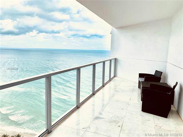 3101 S Ocean Dr #2407, Hollywood, FL 33019 (MLS #A10682340) :: Grove Properties