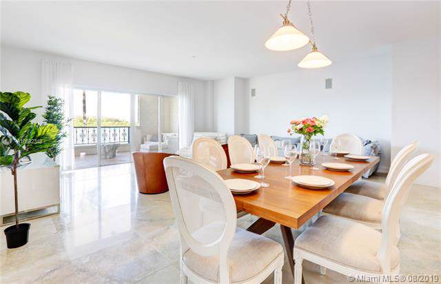 Fisher Island Dr Fisher Island Dr #2423, Miami, FL 33109 (MLS #A10682348) :: Ray De Leon with One Sotheby's International Realty