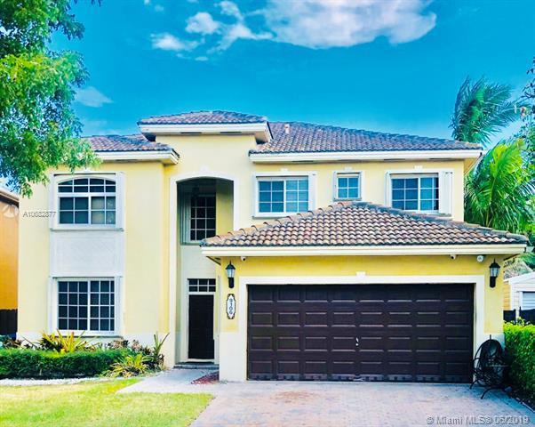 9106 SW 210 Terrace, Cutler Bay, FL 33189 (MLS #A10682877) :: Green Realty Properties