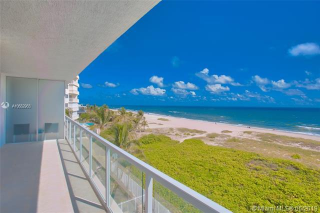 704 N Ocean Blvd #302, Pompano Beach, FL 33062 (MLS #A10682933) :: Green Realty Properties