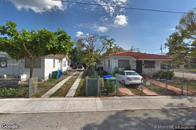 90 NW 33rd St, Miami, FL 33127 (MLS #A10684802) :: Lucido Global