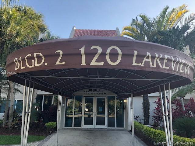 120 SW Lakeview Dr #202, Weston, FL 33326 (MLS #A10684977) :: Green Realty Properties
