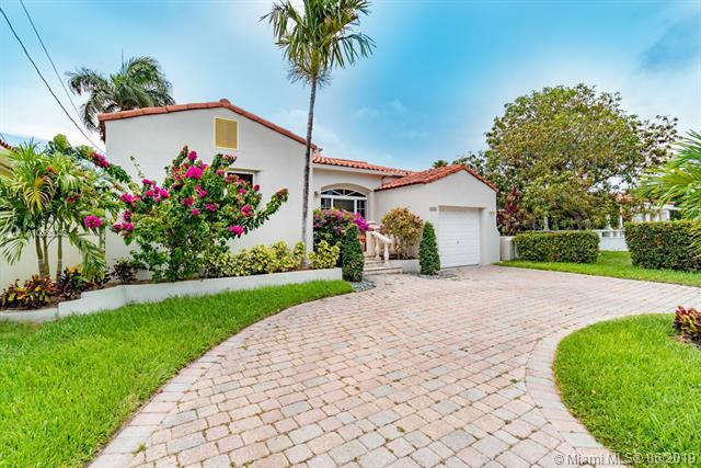 8810 Byron Ave, Surfside, FL 33154 (MLS #A10686048) :: The Jack Coden Group