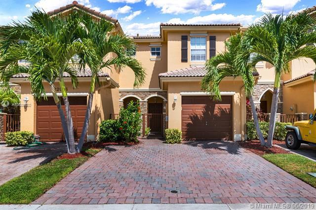 22030 SW 93rd Pl #22030, Cutler Bay, FL 33190 (MLS #A10686180) :: Green Realty Properties