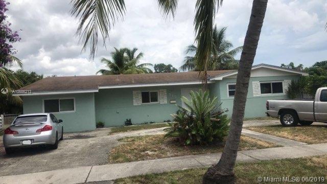 515 NE 178th St, North Miami Beach, FL 33162 (MLS #A10686213) :: The Teri Arbogast Team at Keller Williams Partners SW