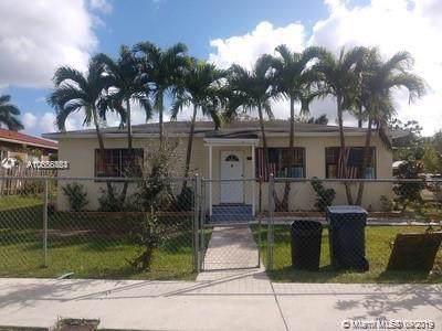 569 SW 1st St, Florida City, FL 33034 (MLS #A10686464) :: Berkshire Hathaway HomeServices EWM Realty