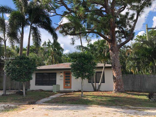 1007 NE 12th St, Fort Lauderdale, FL 33304 (MLS #A10687689) :: Ray De Leon with One Sotheby's International Realty