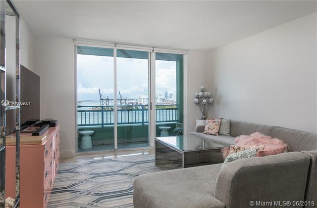90 Alton Rd #1608, Miami Beach, FL 33139 (MLS #A10689604) :: Grove Properties