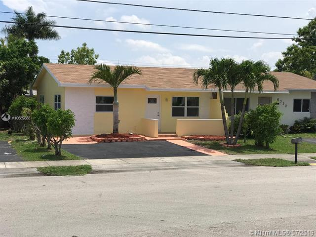 6710 SW 18th Ct, North Lauderdale, FL 33068 (MLS #A10689888) :: Green Realty Properties