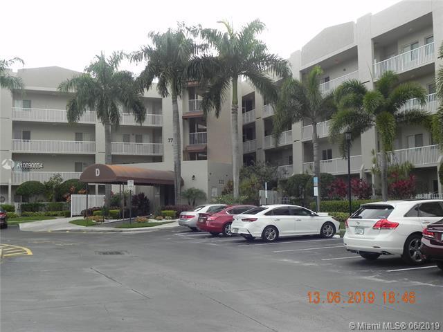 7755 Yardley Dr #210, Tamarac, FL 33321 (MLS #A10690654) :: The Brickell Scoop