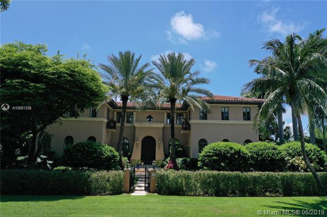 441 Island Dr, Key Biscayne, FL 33149 (MLS #A10691339) :: The Adrian Foley Group