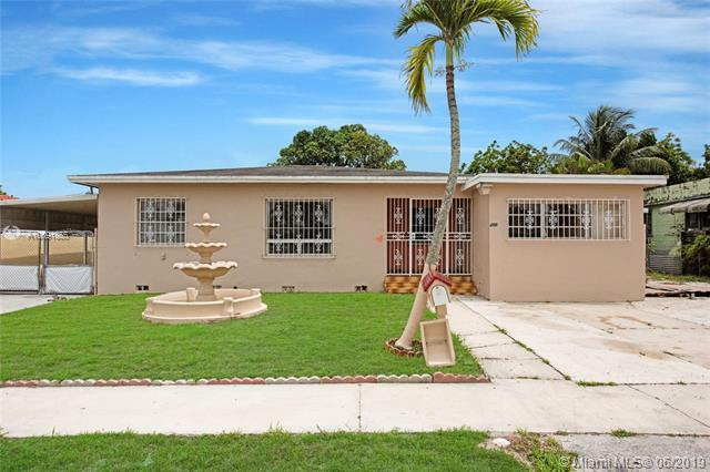 466 E 37th St, Hialeah, FL 33013 (MLS #A10691355) :: Green Realty Properties