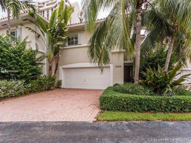 3009 NE Quayside Ln #5, Miami, FL 33138 (MLS #A10691644) :: Berkshire Hathaway HomeServices EWM Realty