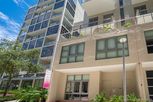 3449 NE 1st Ave L36 - 107, Miami, FL 33137 (MLS #A10692026) :: The Brickell Scoop