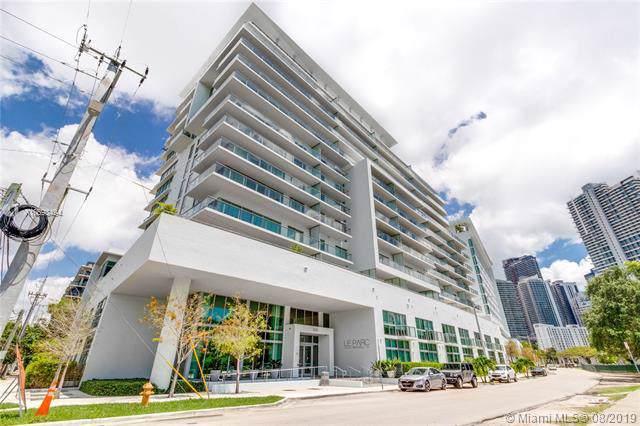 1600 SW 1st Ave Th-01, Miami, FL 33129 (MLS #A10693494) :: Grove Properties