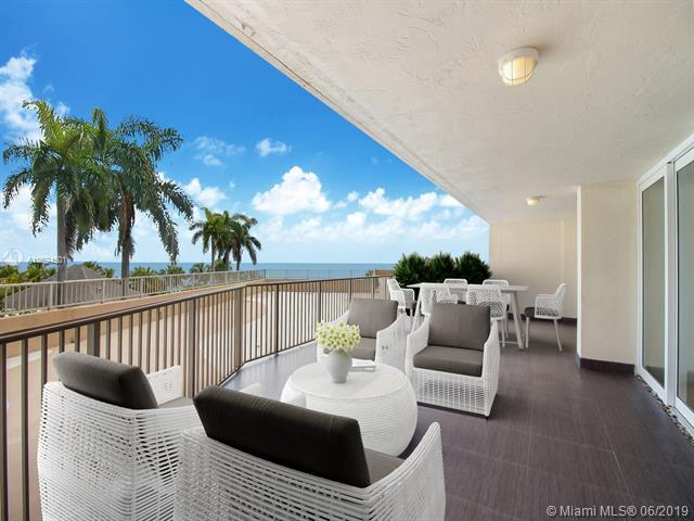 600 Grapetree Dr 3DN, Key Biscayne, FL 33149 (MLS #A10694501) :: United Realty Group