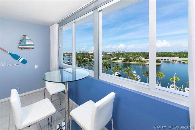 5005 Collins Ave #807, Miami Beach, FL 33140 (MLS #A10694503) :: Ray De Leon with One Sotheby's International Realty
