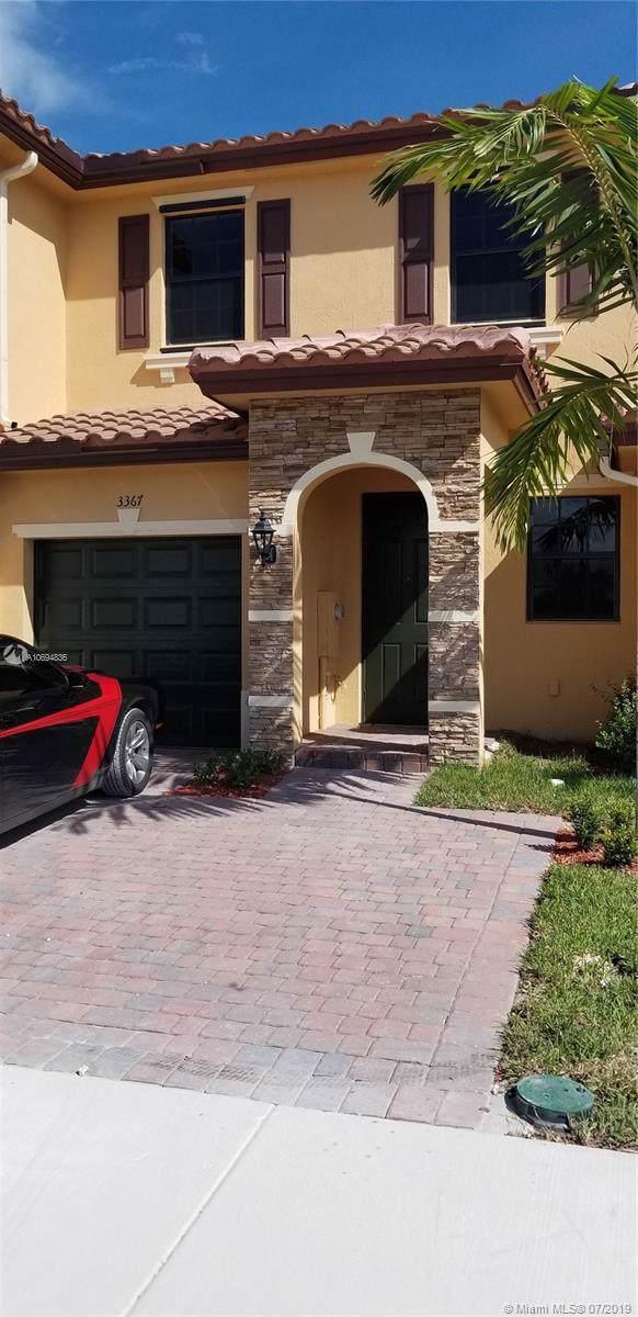 3367 SE 1 CT, Homestead, FL 33033 (MLS #A10694836) :: Berkshire Hathaway HomeServices EWM Realty