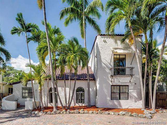 2444 Prairie Ave, Miami Beach, FL 33140 (MLS #A10695598) :: The Kurz Team