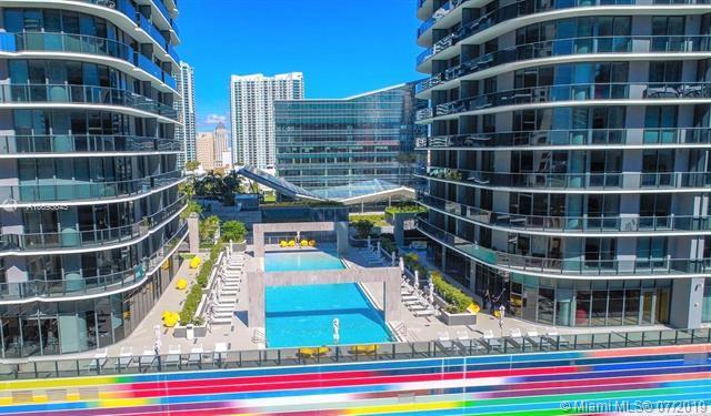 55 SW 9 #2709, Miami, FL 33130 (MLS #A10695645) :: Grove Properties