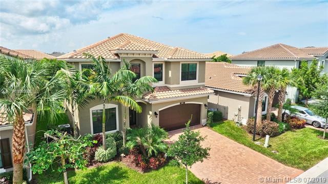 8087 Green Tourmaline Ter, Delray Beach, FL 33446 (MLS #A10695688) :: Grove Properties