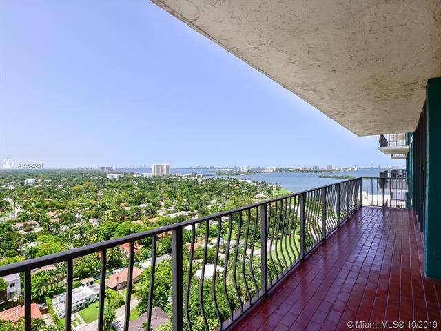 780 NE 69th St #2006, Miami, FL 33138 (MLS #A10695901) :: Grove Properties