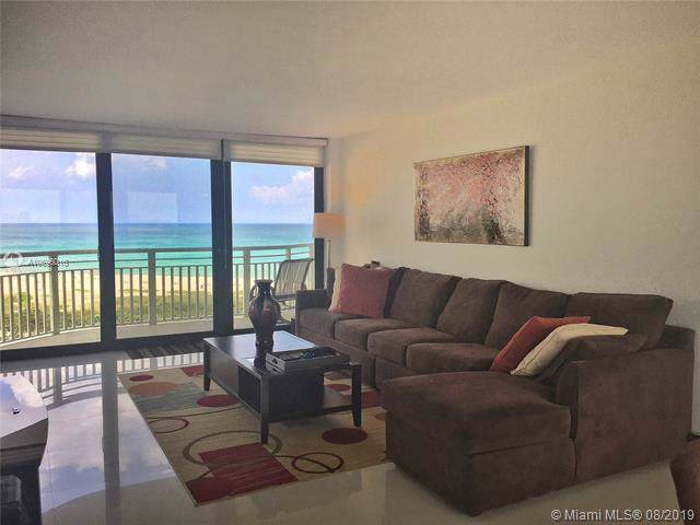 3000 N Ocean Dr 7A, Singer Island, FL 33404 (MLS #A10696016) :: The Kurz Team