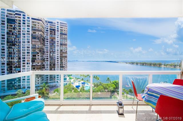 2451 Brickell Ave 12H, Miami, FL 33129 (MLS #A10696871) :: Castelli Real Estate Services