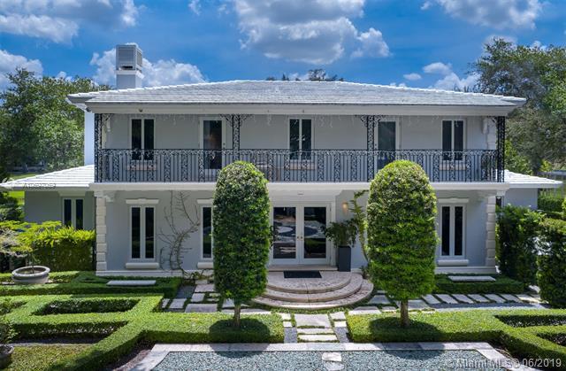 3916 Granada Blvd, Coral Gables, FL 33134 (MLS #A10697059) :: Green Realty Properties