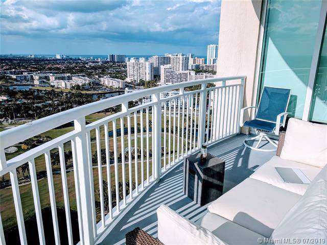 1755 E Hallandale Beach Blvd 2502E, Hallandale, FL 33009 (MLS #A10697365) :: Green Realty Properties
