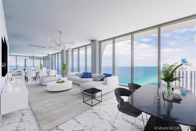 16901 Collins Ave #4101, Sunny Isles Beach, FL 33160 (MLS #A10697437) :: Grove Properties