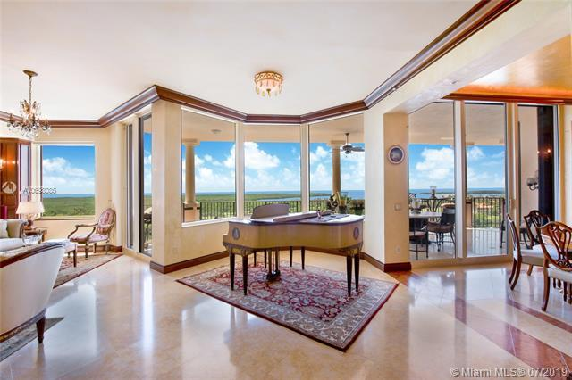13627 Deering Bay Dr #1102, Coral Gables, FL 33158 (MLS #A10698085) :: The Maria Murdock Group