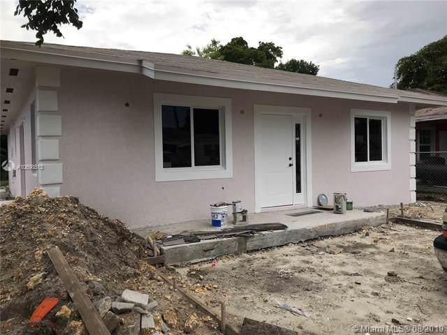1928 NW 66th St, Miami, FL 33147 (MLS #A10698513) :: Castelli Real Estate Services